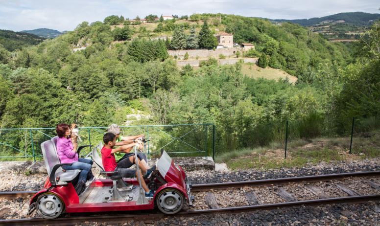 Rail Bike Sila