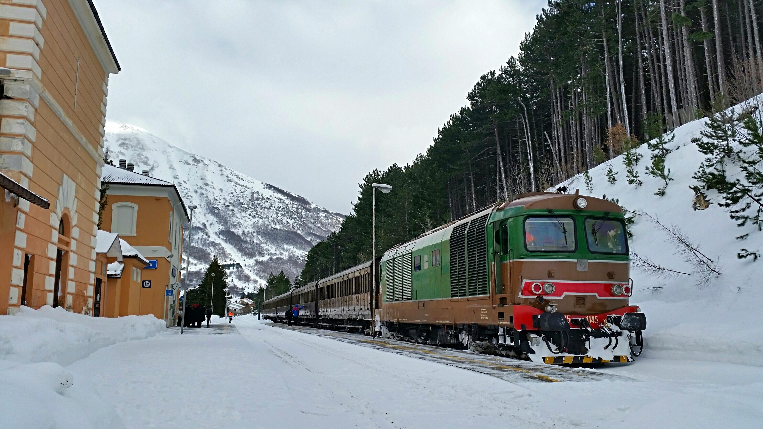 Treno dei Mercatini di Natale