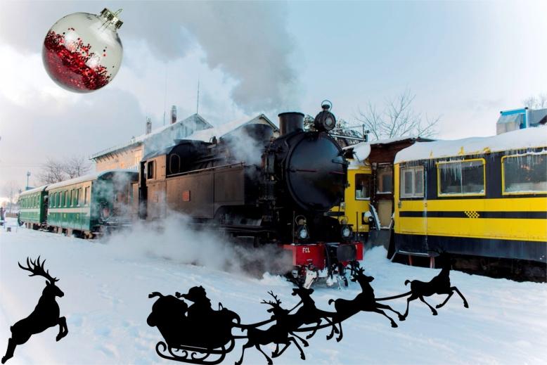 Babbo Natale sul Treno della SILA