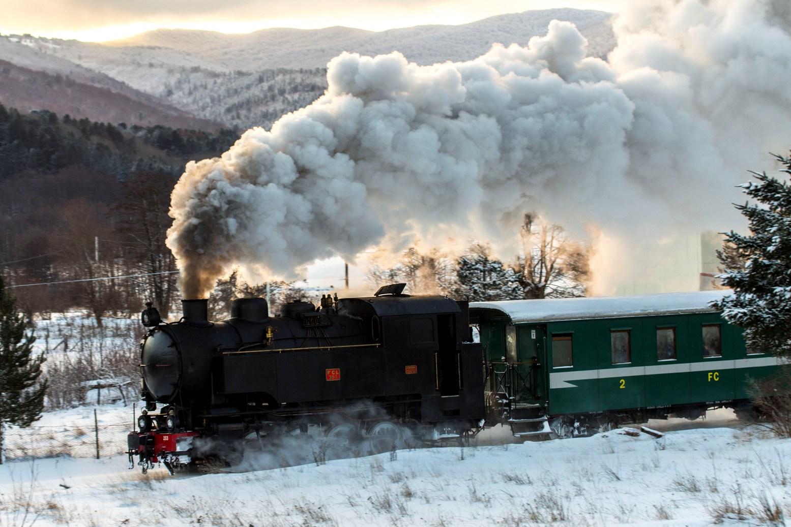 Treno della Neve 15 Febbraio