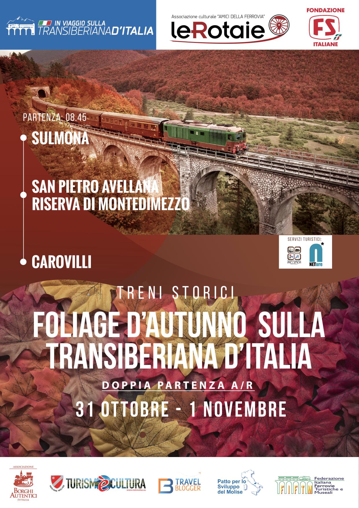 Sulmona-Carovilli A/R