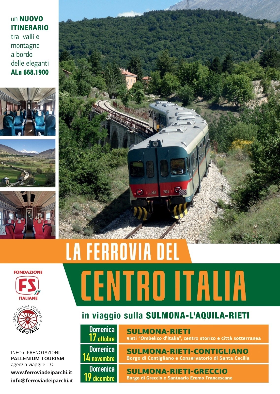 La Ferrovia del Centro Italia