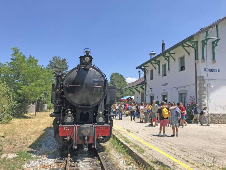 Il Treno dei Giganti - ITINERARIO 2