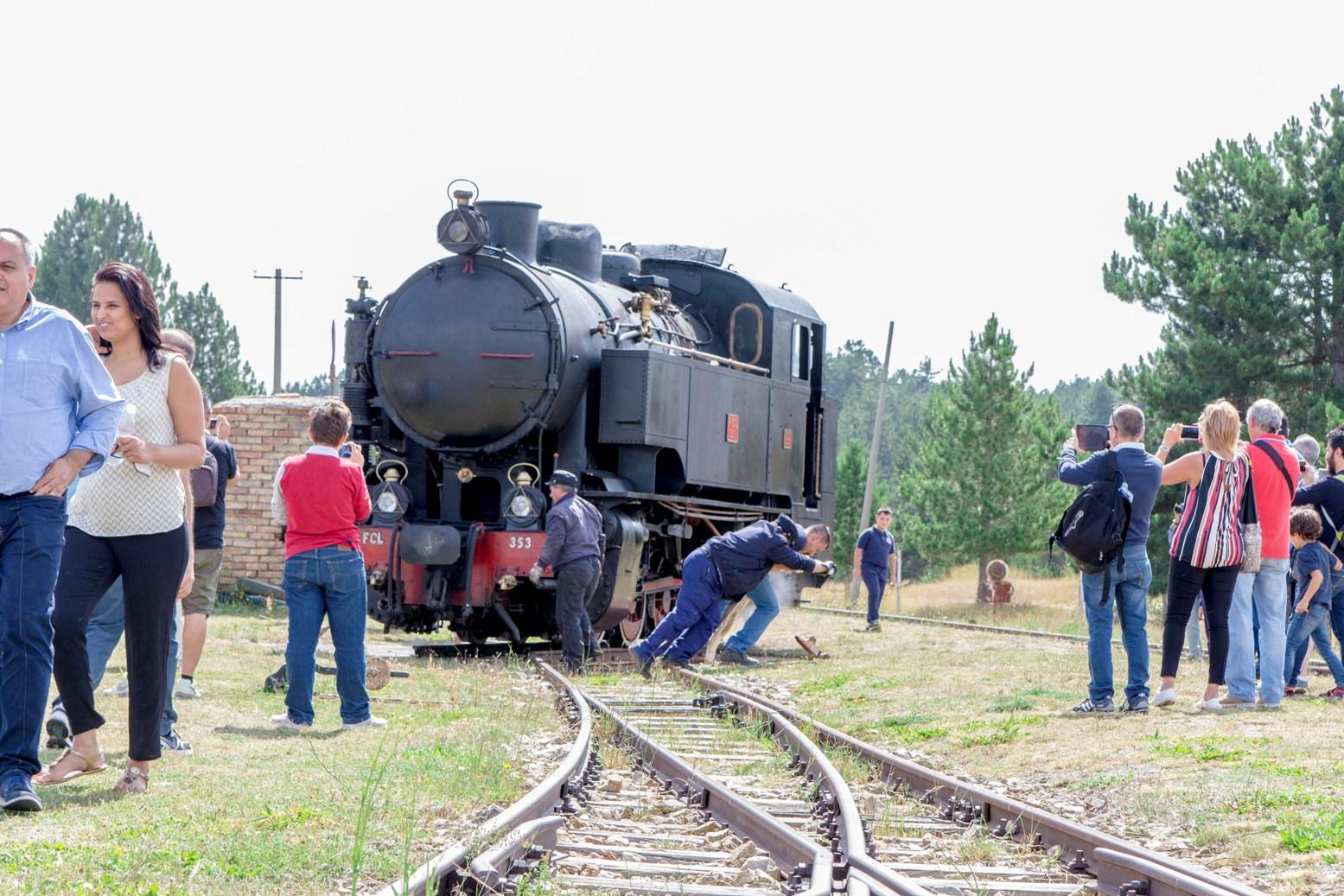 Treno delle Castagne